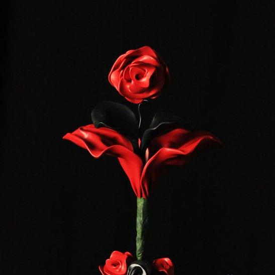 Goth Fantasy Flower