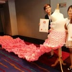 longest balloon dress record
