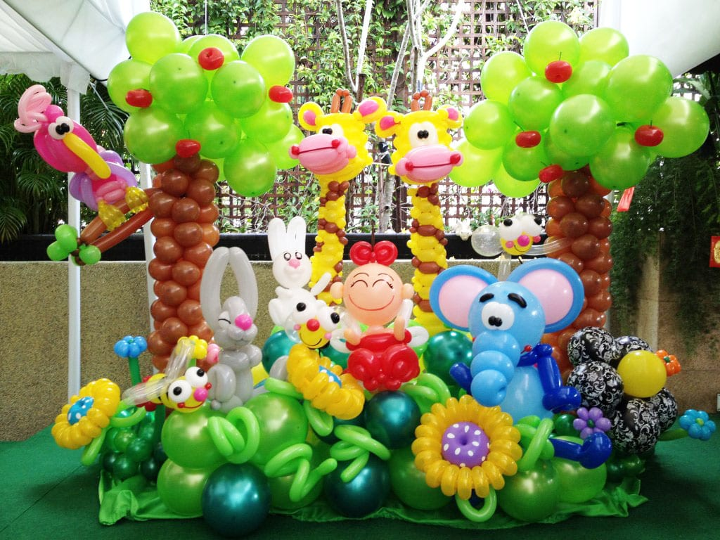 Jocelyn's Balloon Decorations | JocelynBalloons | The ...