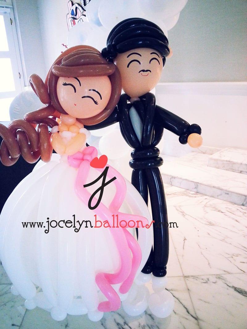 Wedding balloon decorations jocelynballoons the leading balloon instagrams junglespirit Choice Image