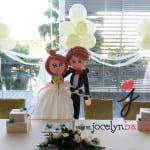 balloon decoration wedding reception