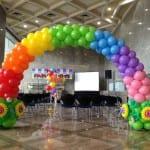 Balloon-Rainbow-Arch
