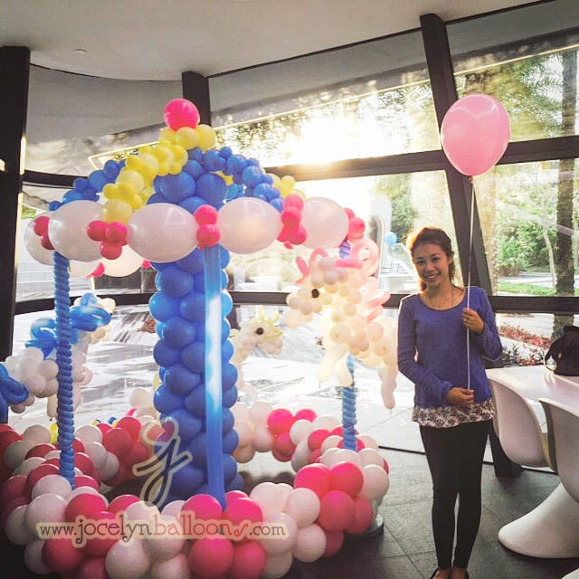 Jocelyn 39 s balloon decorations jocelynballoons the for Balloon decoration company