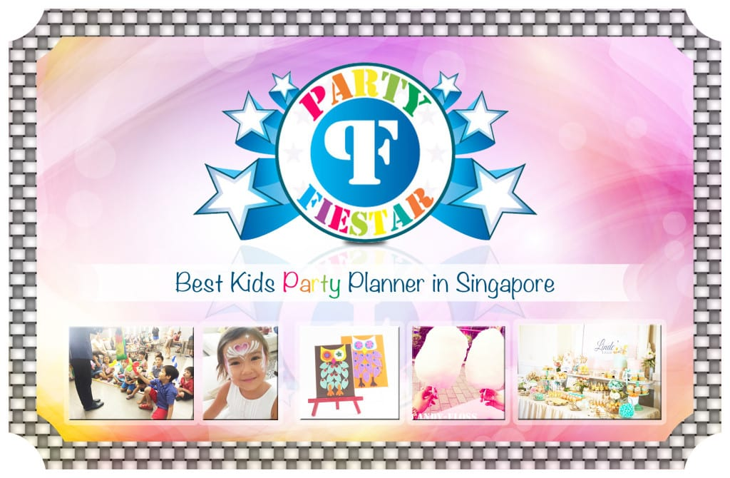 in singapore with a range of exciting party activities shows games