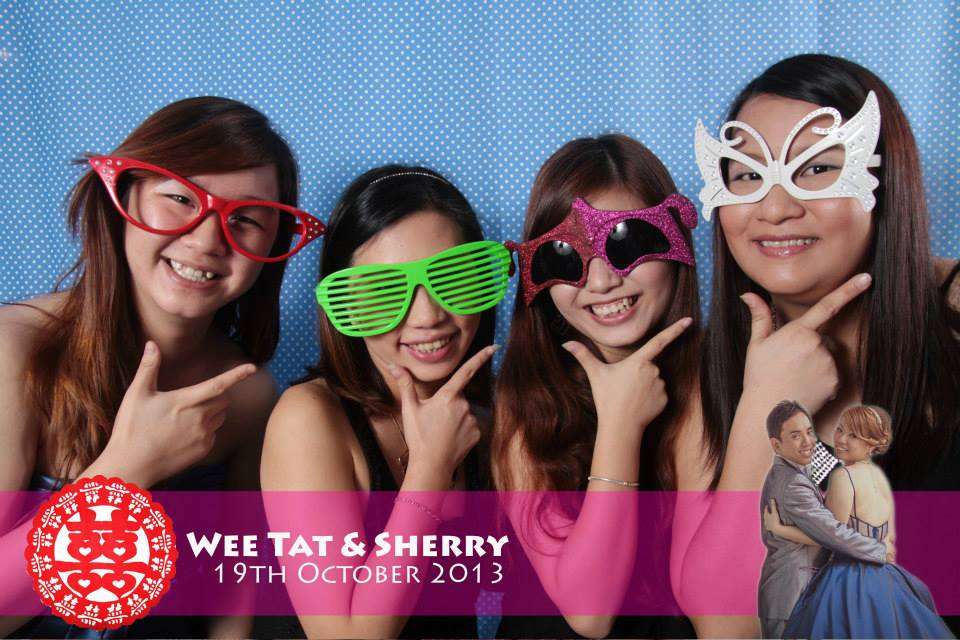 instant photo booth rental SG