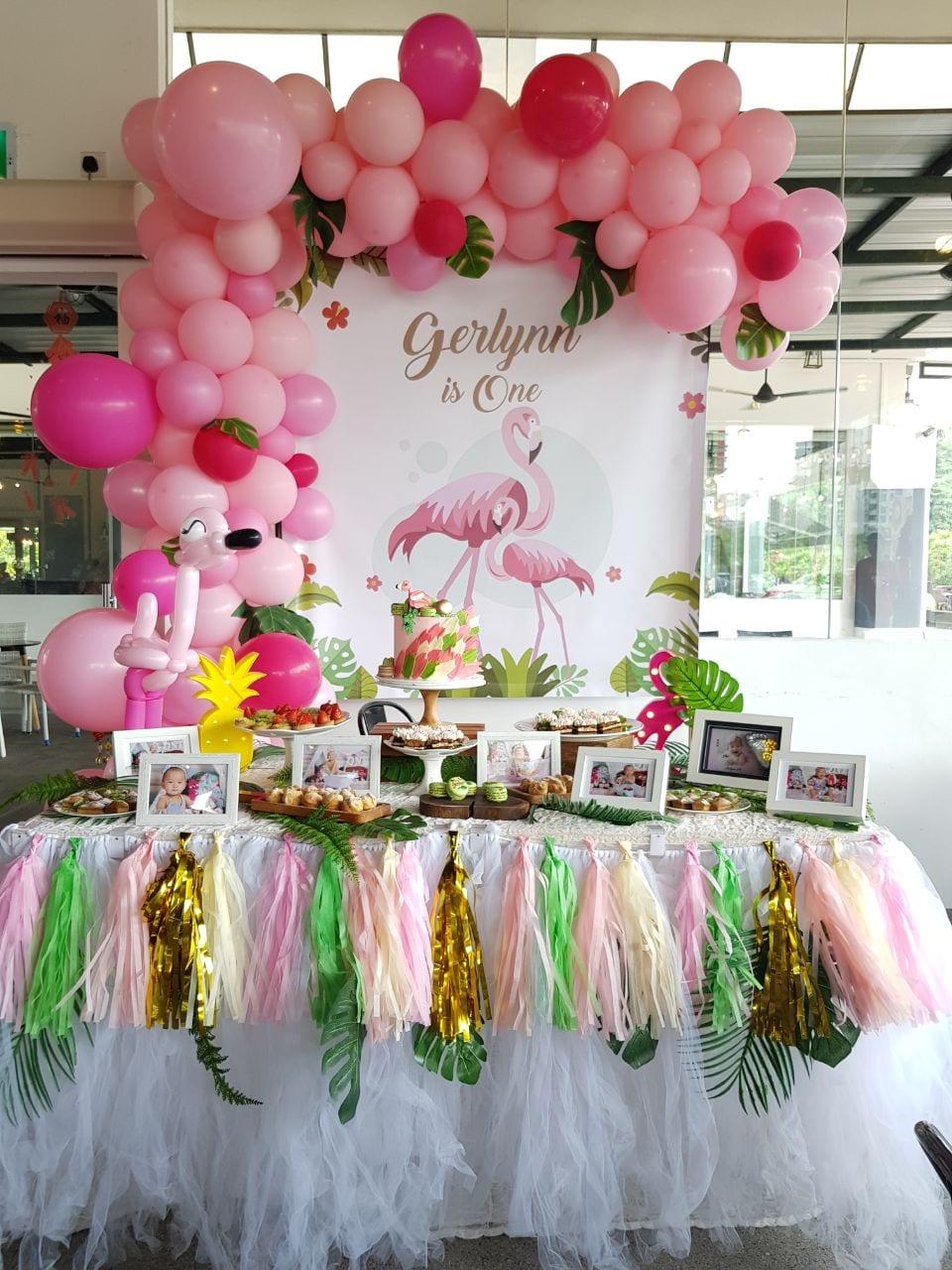 Balloon Organic Garland Decoration | JocelynBalloons | The ...