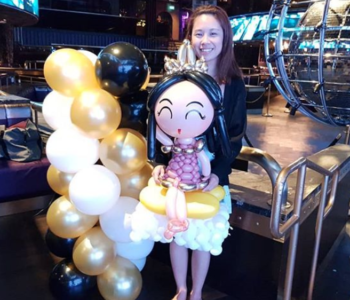 My Signature Balloon Princess